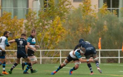 Comienzo de la DHB con victoria azul y negra
