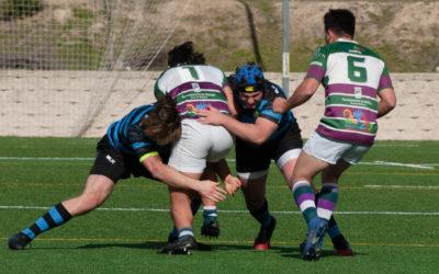Nuestro primer equipo vuelve a lo más alto de la DHB y el femenino se curte ante Sant Cugat