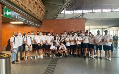 Previa fin de semana: Los SUB16 viajan a Sant Boi