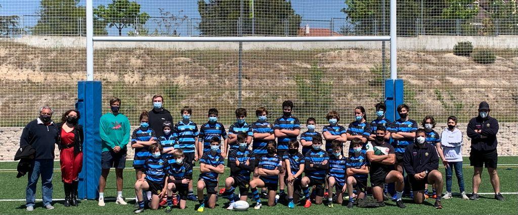 El Cantizal se llena de rugby