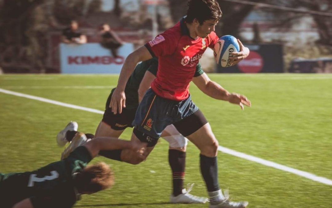 Convocatoria 7s masculina y Academia Nacional (Centro de rugby de Madrid masculino)