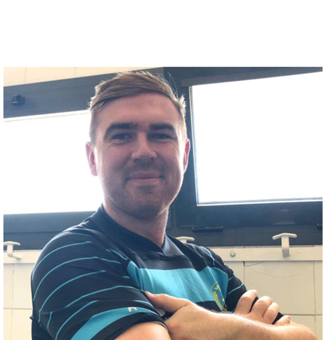 Harry Fitsimons, de Auckland a El Cantizal