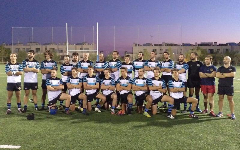 Industriales B – Rugby Mangas Verdes Alcalá