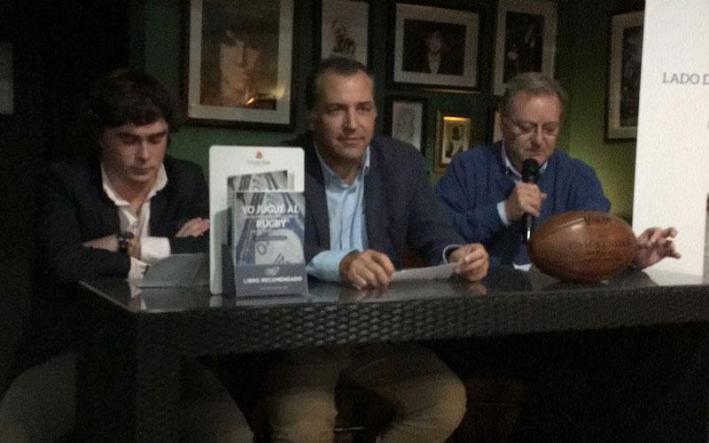 Presentación del libro de Rafael de Santiago