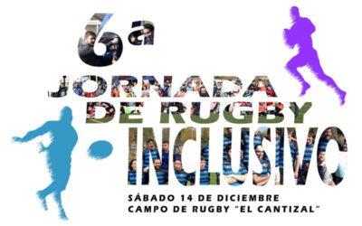 Nueva Jornada de Rugby Inclusivo